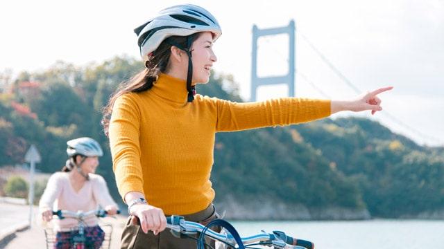 サイクリング時の服装はここに気をつけて!