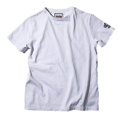 ヘビーウエイト クルーネックシャツ